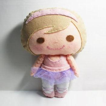 Little Jodie - PDF Doll Pattern